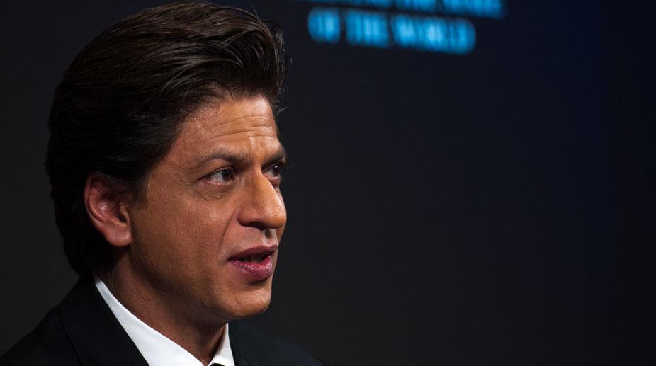 Shah Rukh Khan, Davos