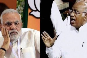 Congress boycotts Lokpal panel meet again, Kharge shoots off another letter to PM