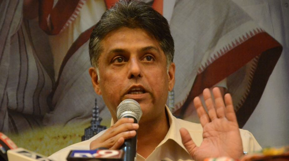 Manish Tewari (Photo Credits: IANS)