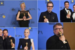 Here is the list of winners at 75th Golden Globes