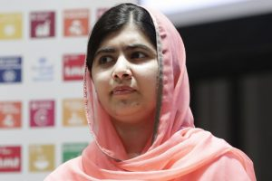 Malala wants corporates to support girl education