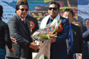 A R Rahman honoured to be face of Sikkim