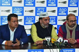AAP to file fresh plea in HC against disqualification of 20 MLAs