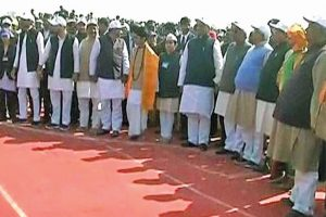 Nitish's human chain runs into trouble over HC order