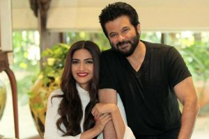 Vidhu Vinod Chopra's next starring Anil and Sonam Kapoor goes on floors today