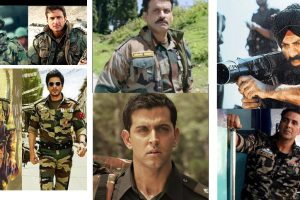 Bollywood actors who owned the army uniforms and how! | Pics