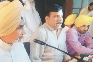 AAP leaders unhappy with RS nominations