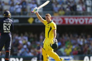 ODI captaincy not on my mind: Finch