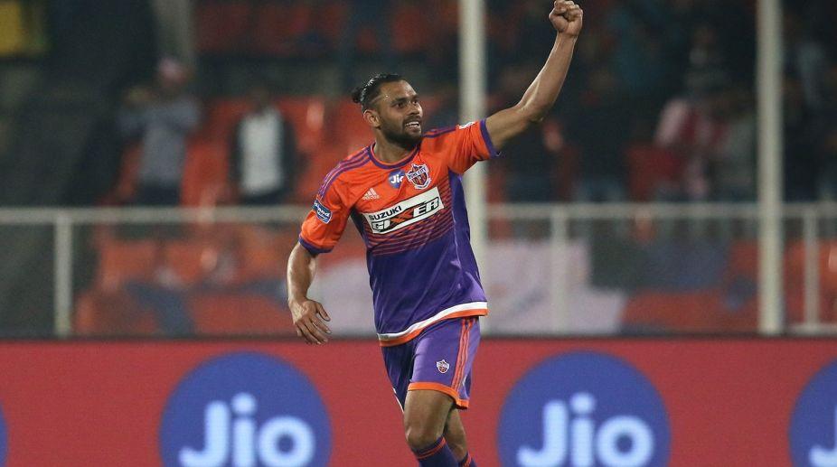 Adil Khan (Photo Credit- FC Pune City Twitter)
