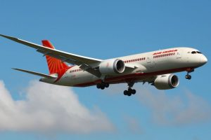 Air India Twitter account hacked