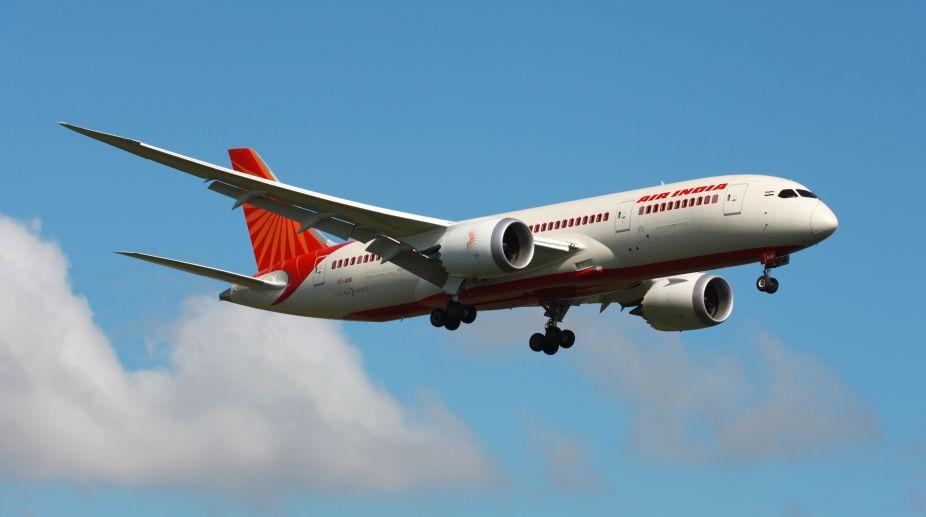 Air India, Tel Aviv, Israel, Saudi airspace