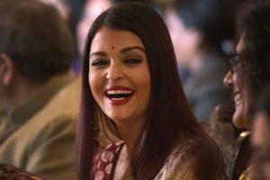 Aishwarya Bachchan steals the show in Sabyasachi Saree