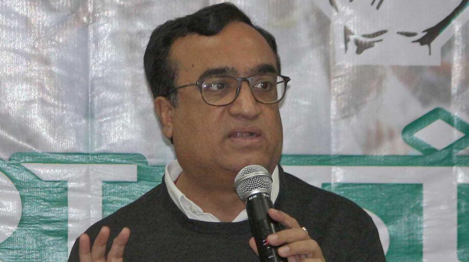 Ajay Maken, AAP, Congress, Delhi, Delhi Congress Chief