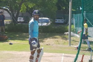 Ind vs SA: Rahane sweat it out on ground with Rahul, Sharma, Patel