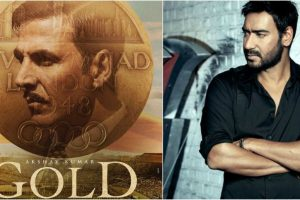 After Akshay Kumar, now Ajay Devgn to take the role of a Hockey player