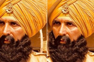 Akshay Kumar begins 'Kesari' shoot