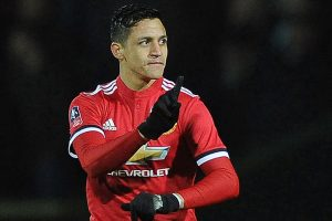 FA Cup: Debutant Alexis Sanchez stars as Manchester United cruise past Yeovil Town