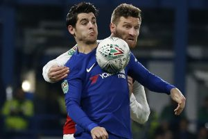 Carabao Cup: Chelsea, Arsenal cancel each other out in 1st leg