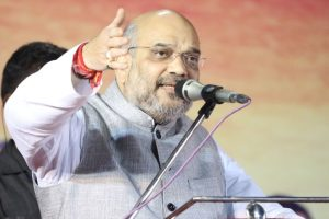 People waiting to oust Congress government in Karnataka: Amit Shah