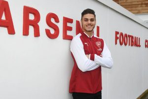 Arsenal make first signing of January transfer window