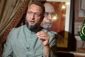 Owaisi trashes PM's claim on Haj journey of Muslim women