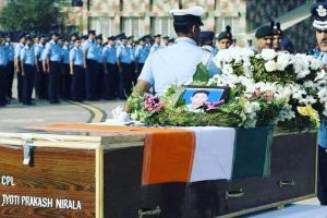Ashok Chakra conferred posthumously on Garud commando