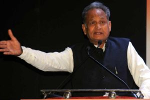 People have lost trust in Rajasthan BJP government: Ashok Gehlot