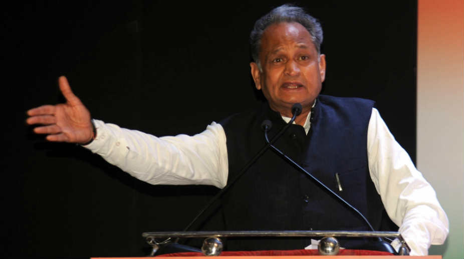 Ashok Gehlot, Congress General Secretary, BJP government, Rajasthan, Rajasthan BJP, Rajasthan govt