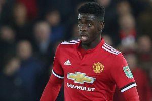Manchester United defender departs on half-season loan