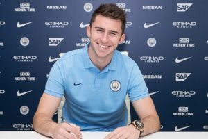 Manchester City sign defender Aymeric Laporte for €65 million