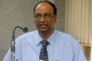 B.D. Athani is new Director General of Health Services