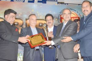 Bhakra Dam gets Best Maintained Project award