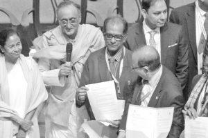 Certificates by bizmen under govt influence: Dilip