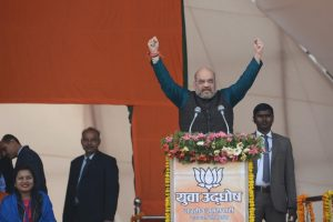 Amit Shah to unleash Hindutva blitzkrieg in poll-bound Karnataka