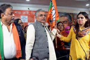 Triple Talaq crusader Najia Ilahi Khan joins BJP