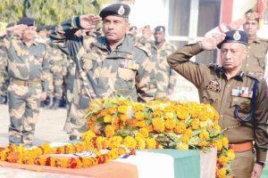BSF destroys 2 Pakistan mortar positions, kills intruder in Jammu