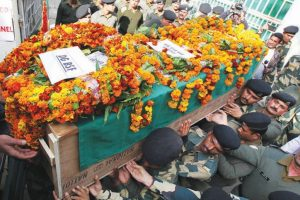 BSF soldier, girl killed in Pak shelling