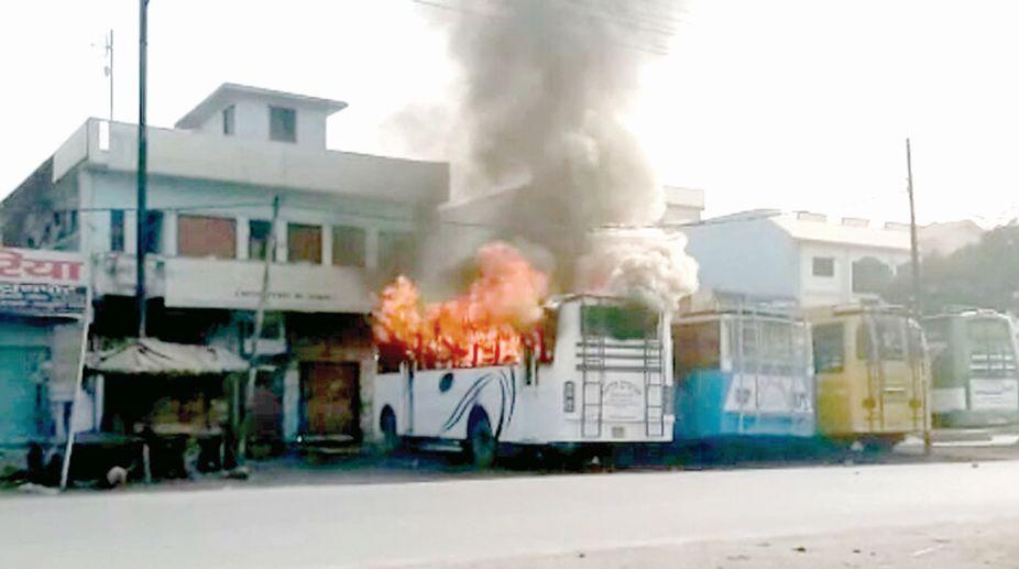 Kasganj, violence, peace, Western Uttar Pradesh