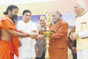 Baba Ramdev aims at making Patanjali bigger