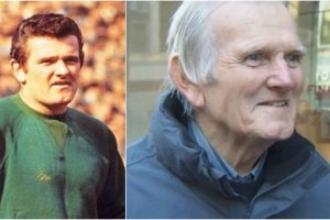 Liverpool great Tommy Lawrence dead
