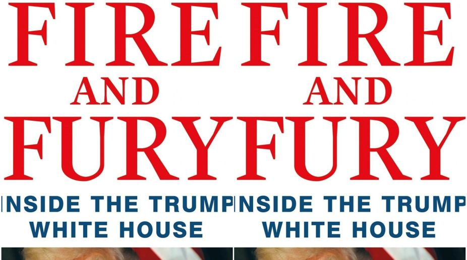 Trump, Fire and Fury, Michael Wolff, Gary Cohn, US, President