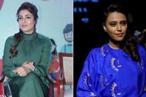 'Padmaavat': Raveena Tandon slams Swara Bhaskar for her 'open letter'