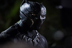 Black Panther figurine headed to India