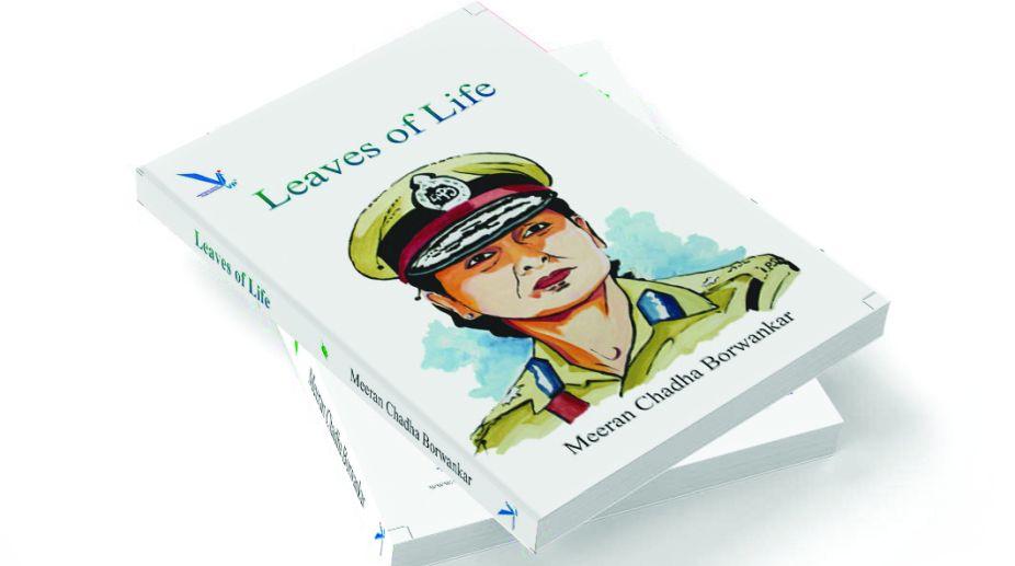 The book, Leaves of Life, Meeran Chadha Borwankar