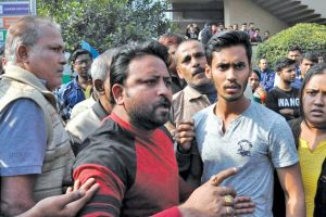 Protests after 3 die in Kol private hospitals