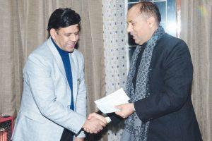 Doc donates `25,000 towards CM relief Fund