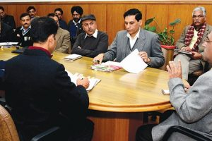 Chief Secy directs effective steps to check water-borne diseases