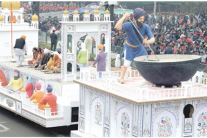 Punjab tableau to depict oneness of humanity
