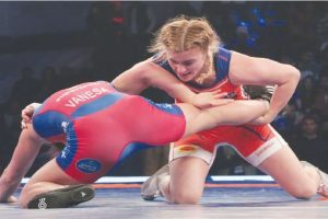China's Sun Yanan takes Haryana into PWL final
