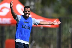 Chinese fans round on Carlos 'rat' Tevez after holiday barb